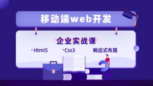 移動端web開發(H5+C3+響應式)