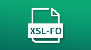 XSL-FO 教程