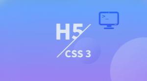 HTML5&CSS实战