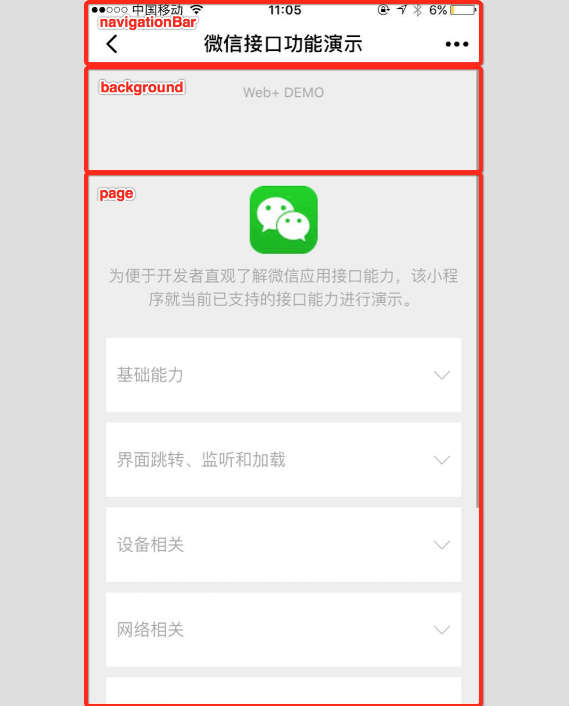 微信接口功能演示