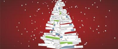 旋转圣诞树