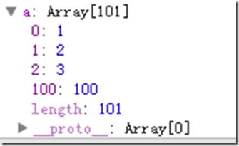 js数组代码片段