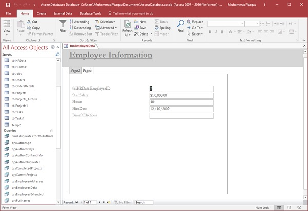 Adding Information Easier