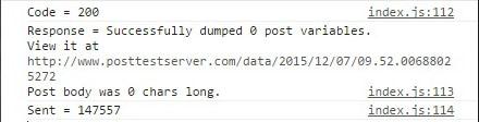 Cordova File Transfer Upload Log