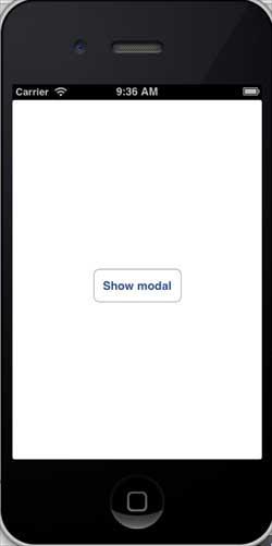 iOS 故事板(
