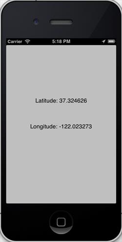 iOS定位操作