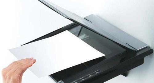 印前技术 扫描制作