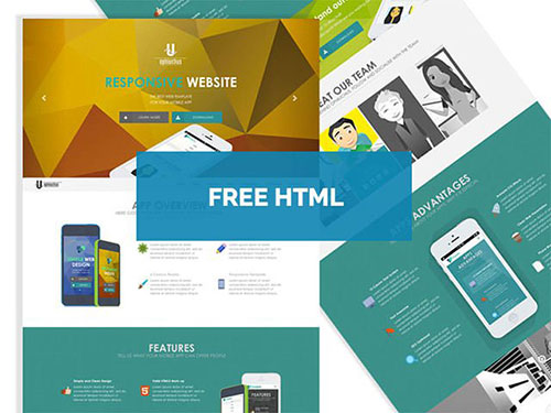 Ophiuchus HTML5/CSS3 Template