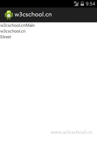 XML代码