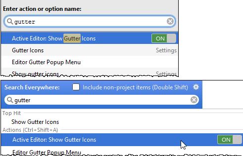 调用IntelliJ IDEA活动编辑器相关的命令
