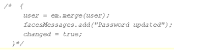 IntelliJ IDEA注释和取消注释代码块