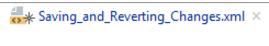 在IntelliJ IDEA编辑器中标记未保存更改的文件