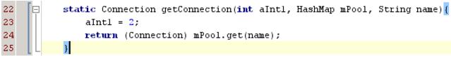 IntelliJ IDEA如何突出显示块边框