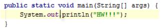IntelliJ IDEA如何移动一行代码