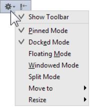 IntelliJ IDEA常规工具窗口布局