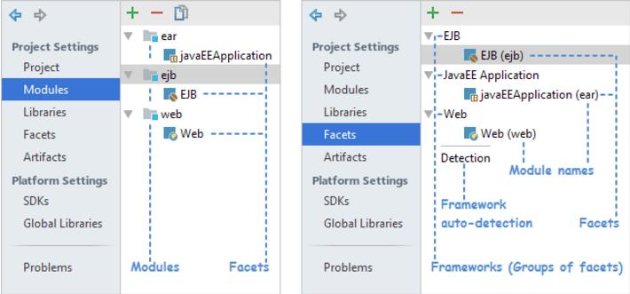 指定 IntelliJ IDEA 框架设置