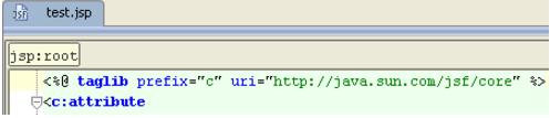 IntelliJ IDEA 导入 XML 命名空间