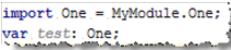 IntelliJ IDEA 导入 TypeScript 符号
