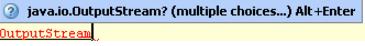 IntelliJ IDEA 从导入中排除类