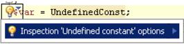 IntelliJ IDEA 代码检查示例