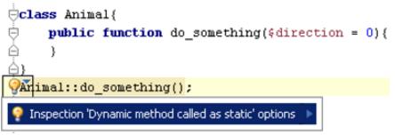 IntelliJ IDEA代码检查示例