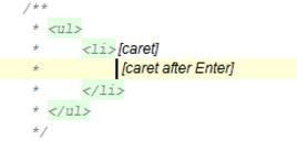 IntelliJ IDEA 为方法和函数创建文档注释