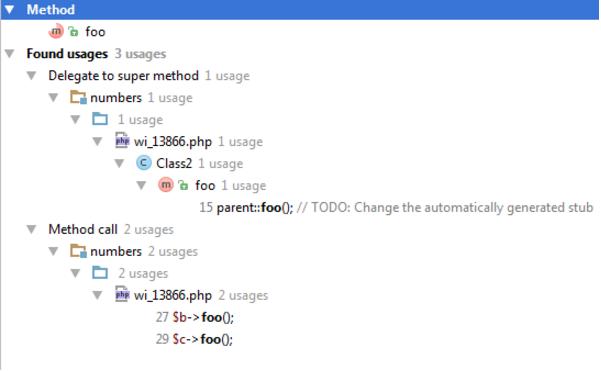 IntelliJ IDEA查找实现和重写方法的使用