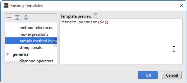 IntelliJ IDEA 使用脚本约束