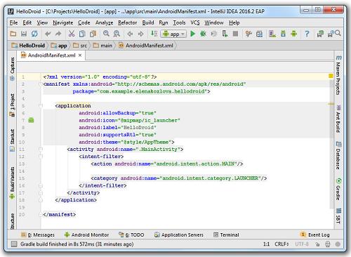 Android项目结构