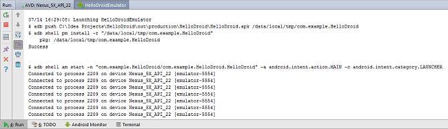 Android应用程序