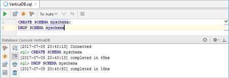 IntelliJ IDEA不支持的DBMS