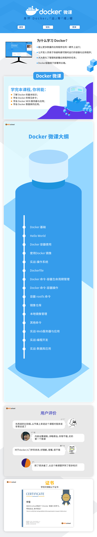 Docker详情页