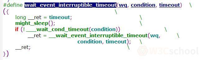linux函数自注释