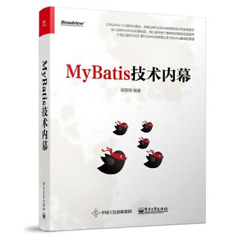 MyBatis技术内幕(博文视点出品)