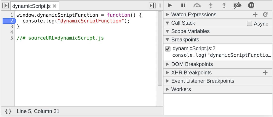 dynamic-script