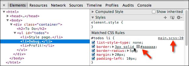 sass-debugging