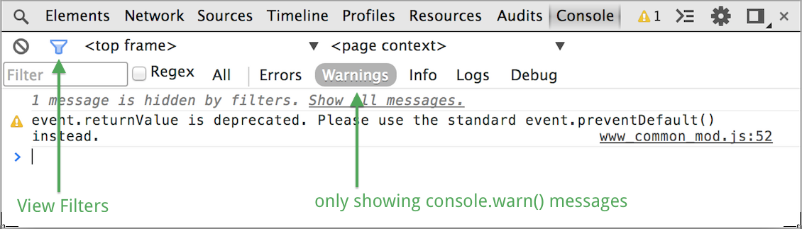 filter-errors