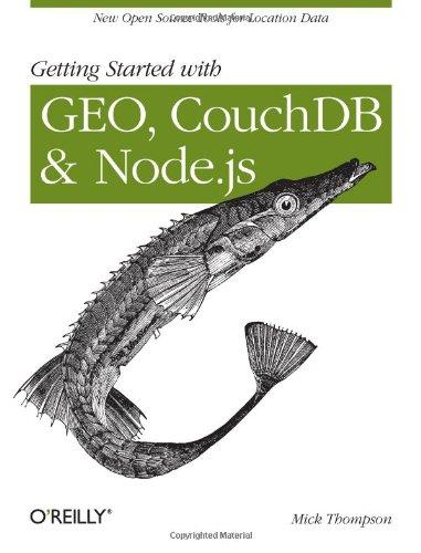 入门与GEO,CouchDB的,和Node.js的