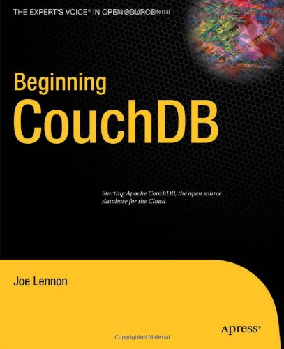 CouchDB的开始