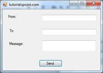 从VB.Net发送电子邮件